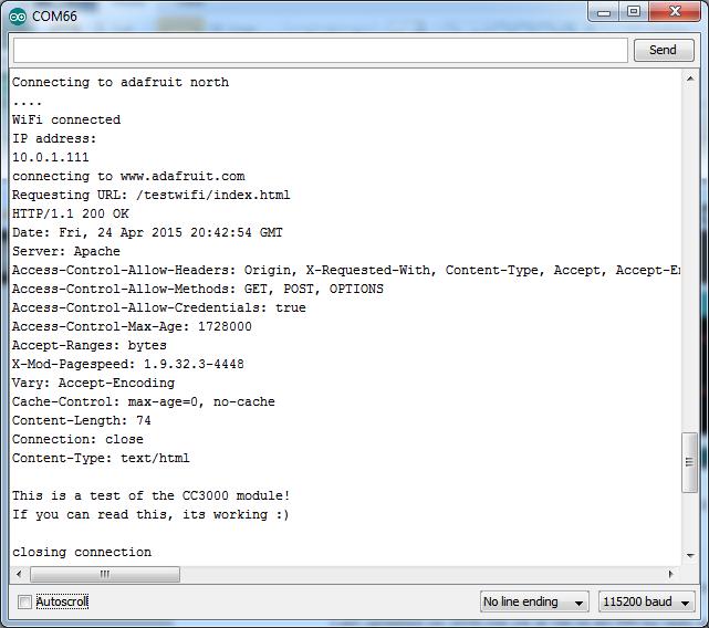 Using Arduino IDE | Adafruit HUZZAH ESP8266 breakout