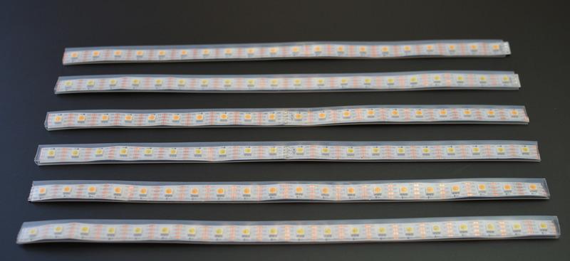 Solder led strips roll up video light adafruit learning system ledstripsroll up video light stripsg aloadofball Images