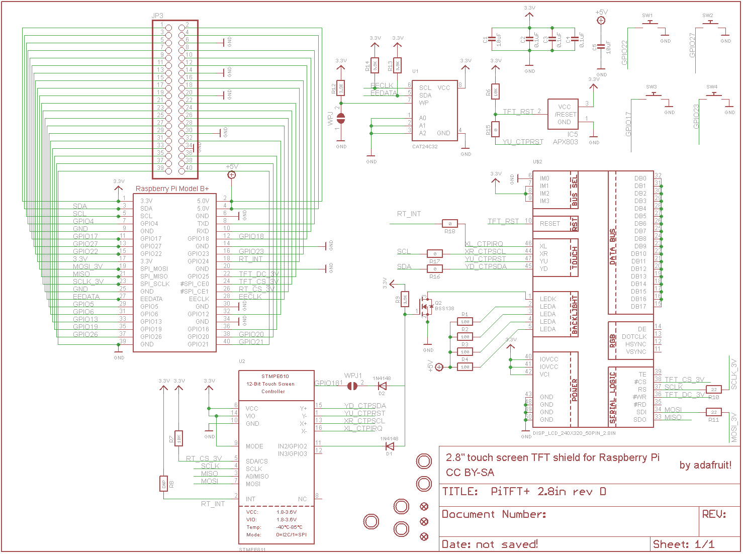 Raspberry Pi B Block Diagram Trusted Wiring Diagrams Circuit Pillow Tft Lcd Color Monitor Mirror Backup Schematic