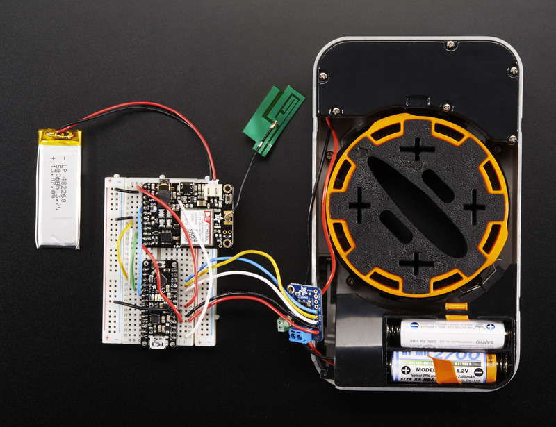 Overview Open Sesame A Sms Controlled Door Lock