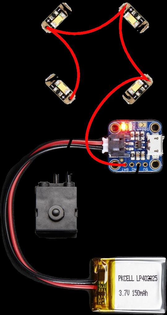 Circuit Diagram | DIY Rechargeable LED Makeup Compact | Adafruit ...