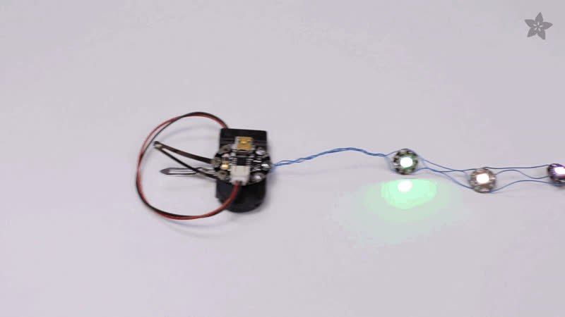 Coin cells | Battery Powering Wearable Electronics | Adafruit ...