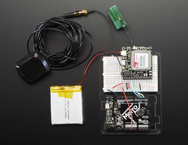 Overview | Adafruit FONA 3G Cellular + GPS Breakout | Adafruit