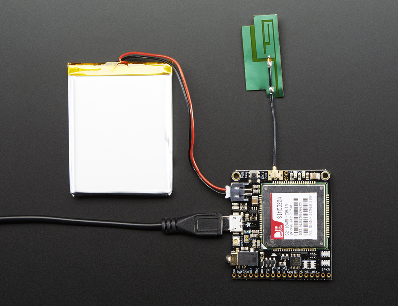 Overview | Adafruit FONA 3G Cellular + GPS Breakout