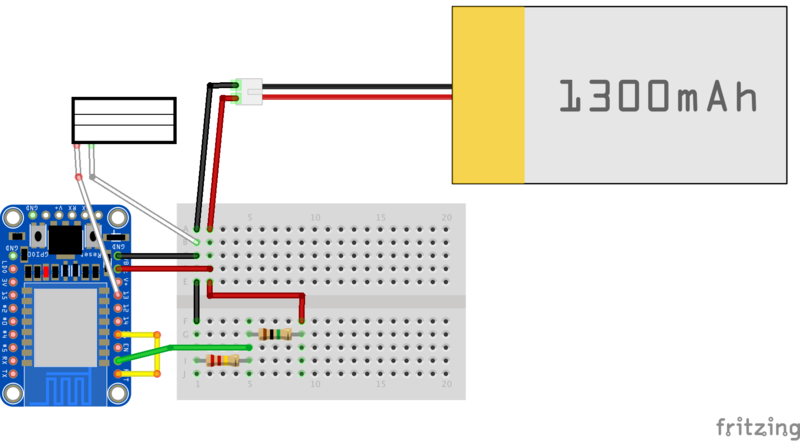 Wiring using ifttt with adafruit io to make an iot door detector wiring ccuart Image collections