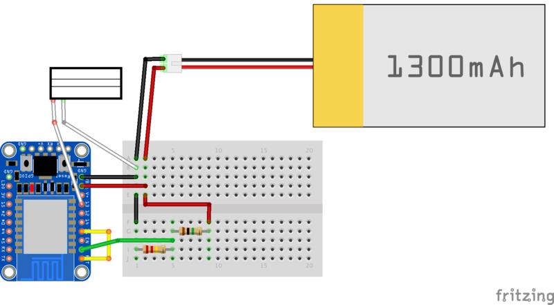 Wiring Using Ifttt With Adafruit Io To Make An Iot Door