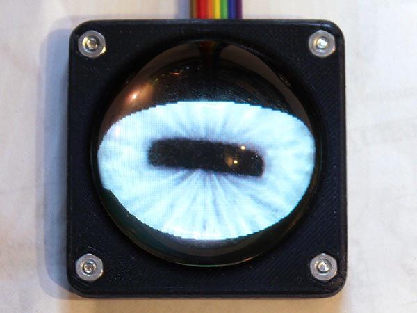Overview | Electronic Animated Eyes using Teensy 3 1/3 2 | Adafruit