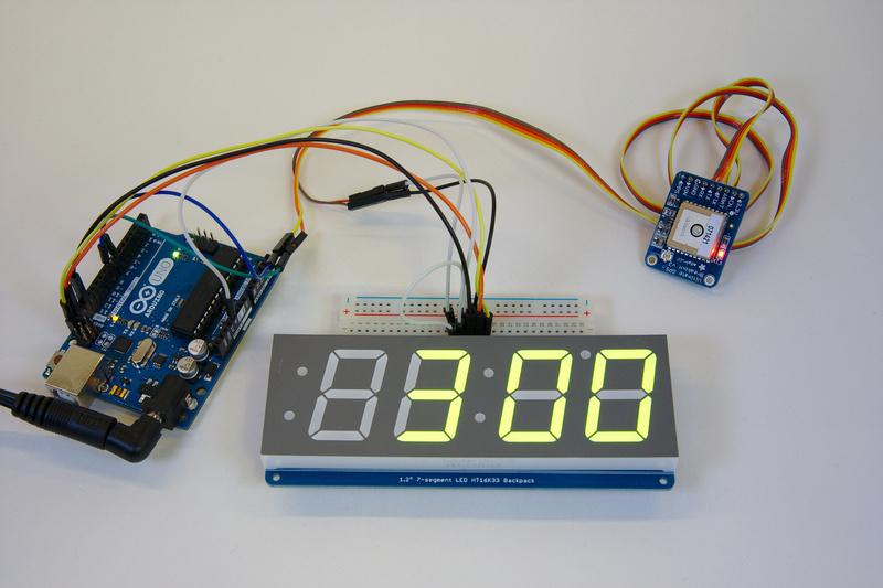 Hardware Arduino Gps Clock Adafruit Learning System