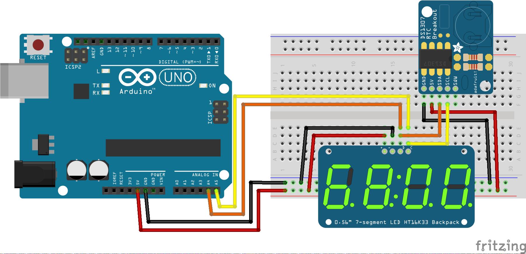 Arduino clock frequency accuracy - Joris_VR
