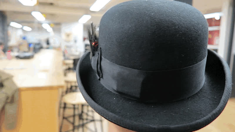Bowler Hat Project  cd84c8b55e3