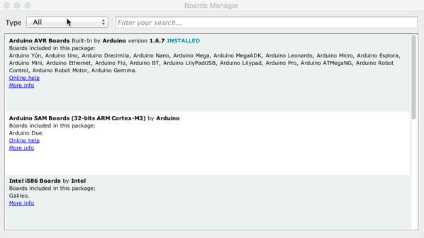 Using with Arduino IDE   Adafruit Feather 32u4 Basic Proto