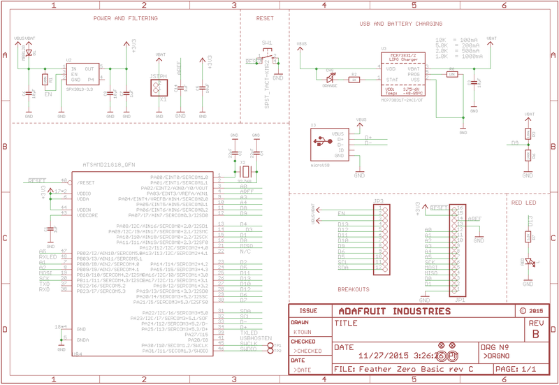 Downloads | Adafruit Feather M0 Basic Proto | Adafruit Learning System