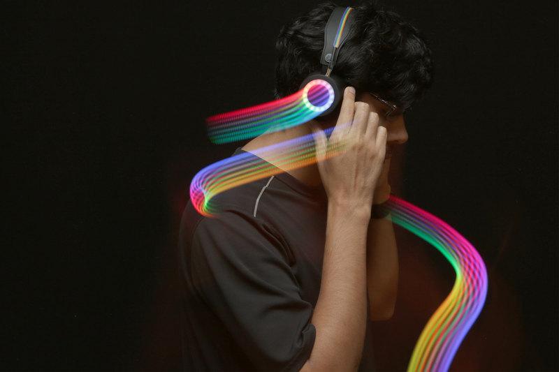 Overview | Bluetooth Controlled NeoPixel Headphones