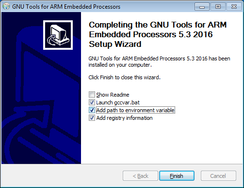 ARM Toolchain | Windows Tools for the Electrical Engineer