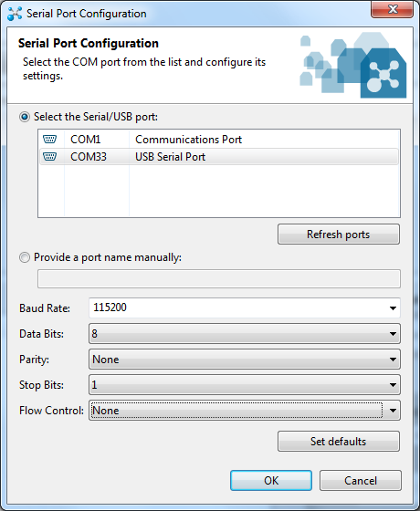 Serial Terminal   Windows Tools for the Electrical Engineer