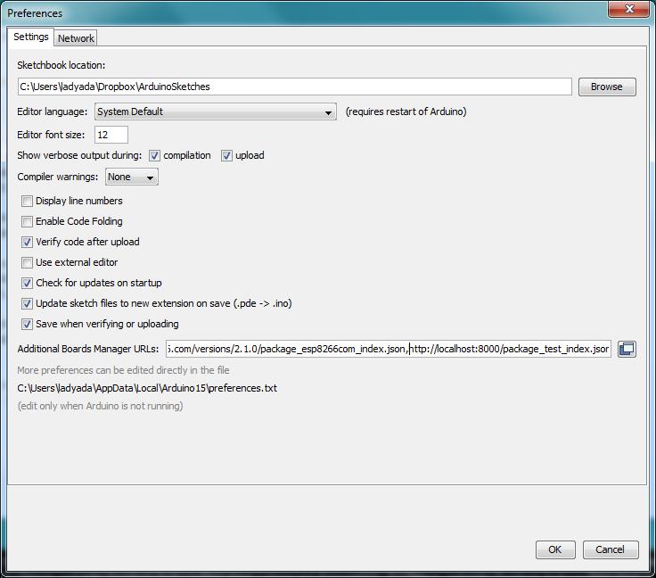 Sublime Text as an Arduino IDE Hackaday