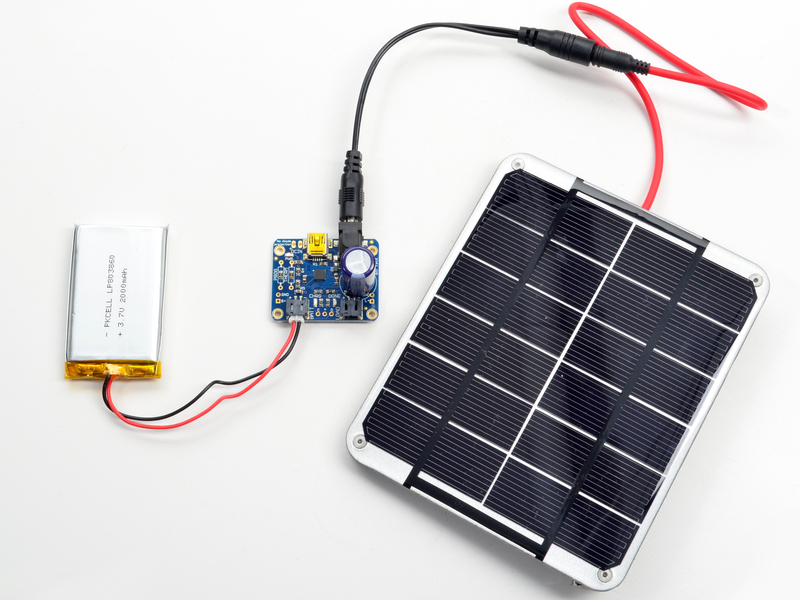 Overview on 6v solar battery charger circuit