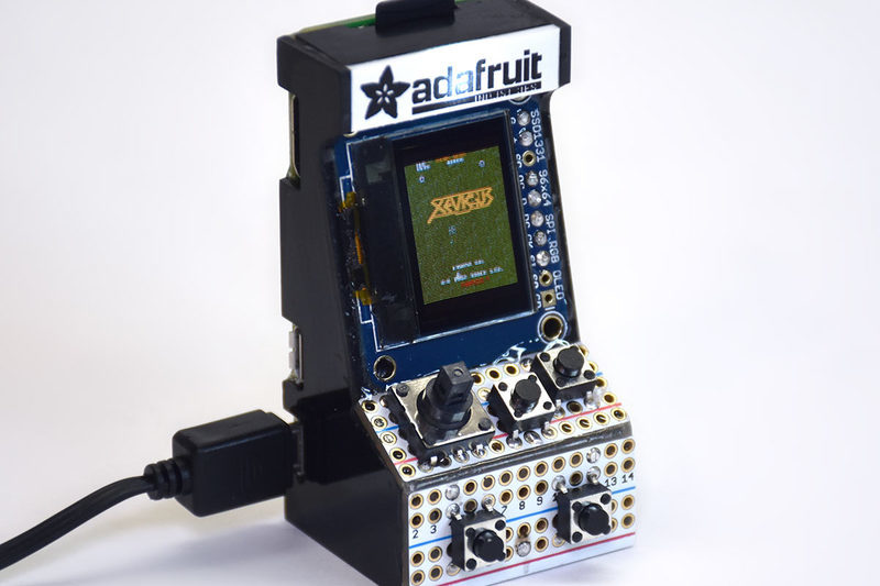 Software | World's Smallest MAME Arcade Cabinet | Adafruit