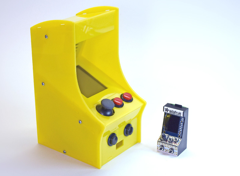 Software | World's Smallest MAME Arcade Cabinet | Adafruit Learning