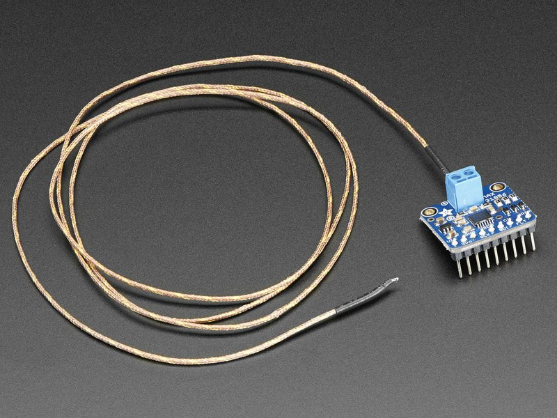 Overview | Adafruit MAX31856 Universal Thermocouple Amplifier ...