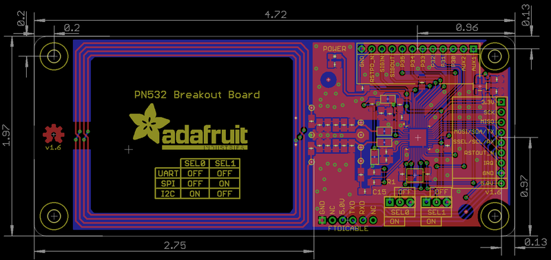 Downloads | Adafruit PN532 RFID/NFC Breakout and Shield