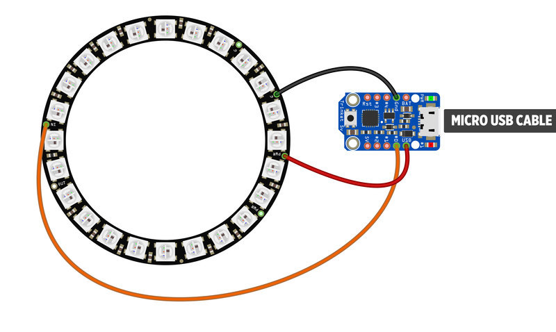Circuit Diagram Ufo Drone Adafruit Learning System. Wiring. Drone Led Wiring Diagram At Scoala.co