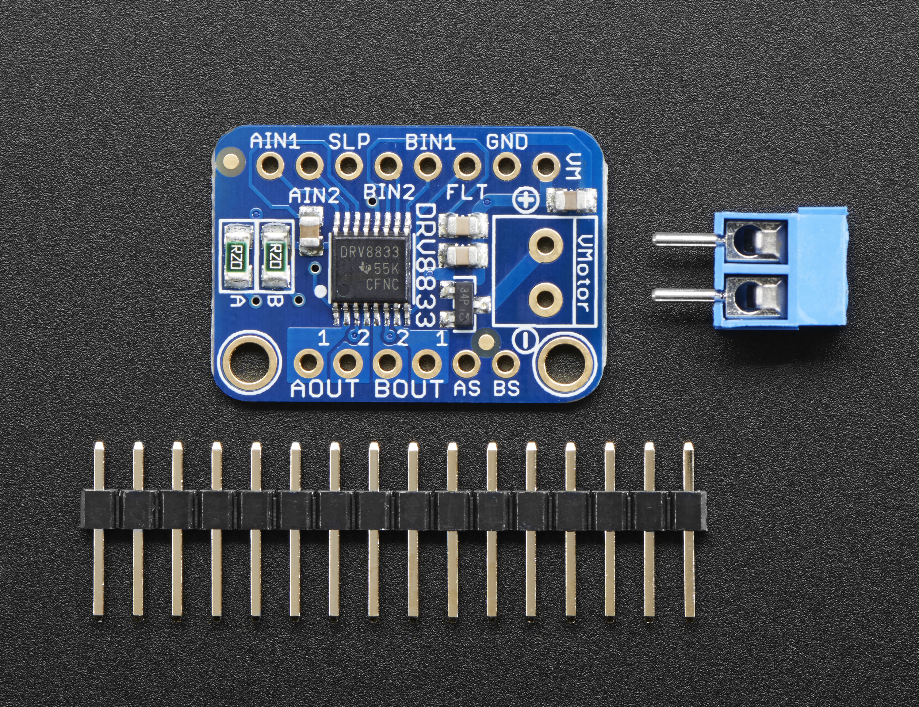 Pololu - DRV8833 Dual Motor Controller