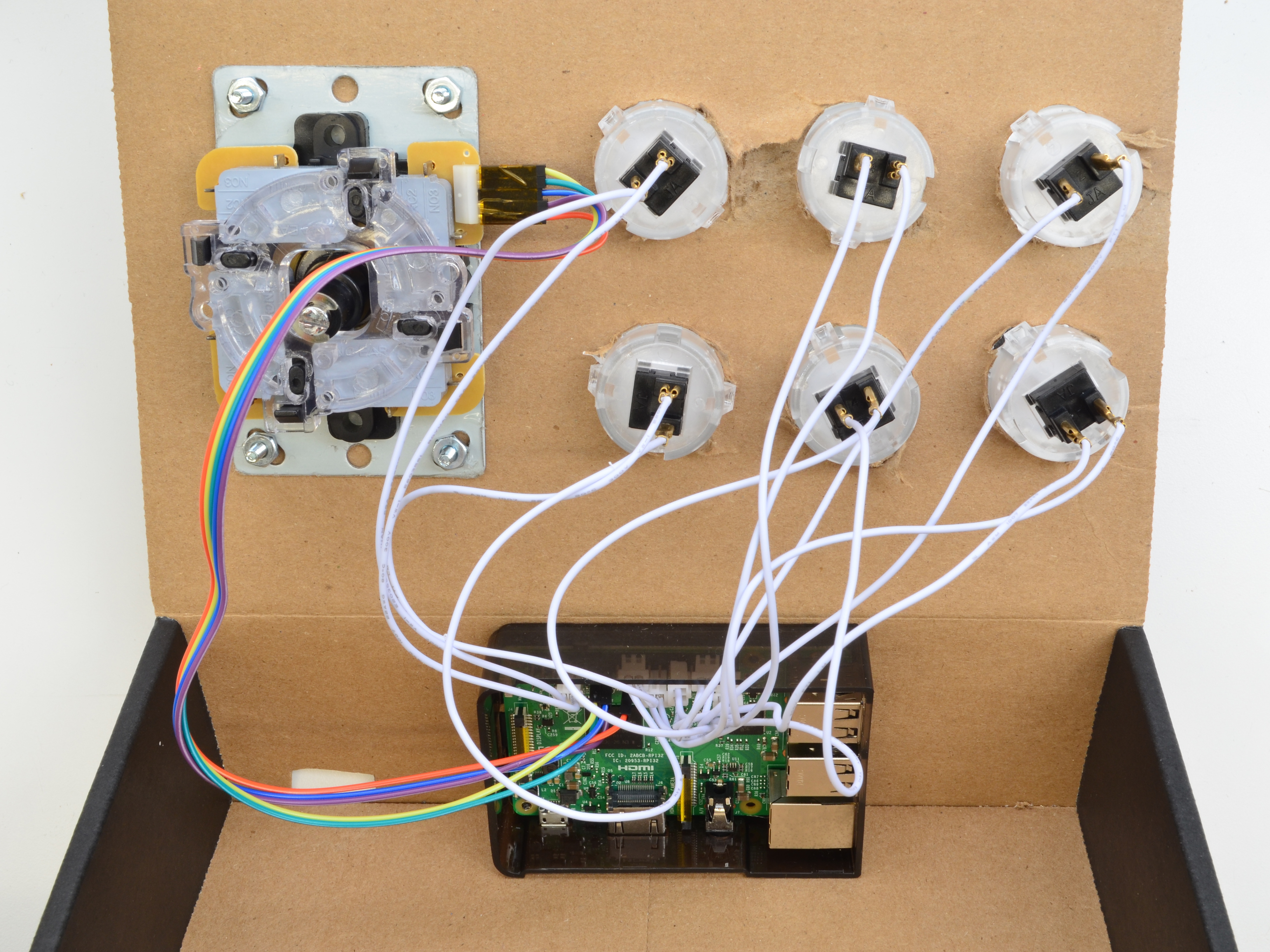 Request - GPIO-to-virtual-gamepad peripheral addon for