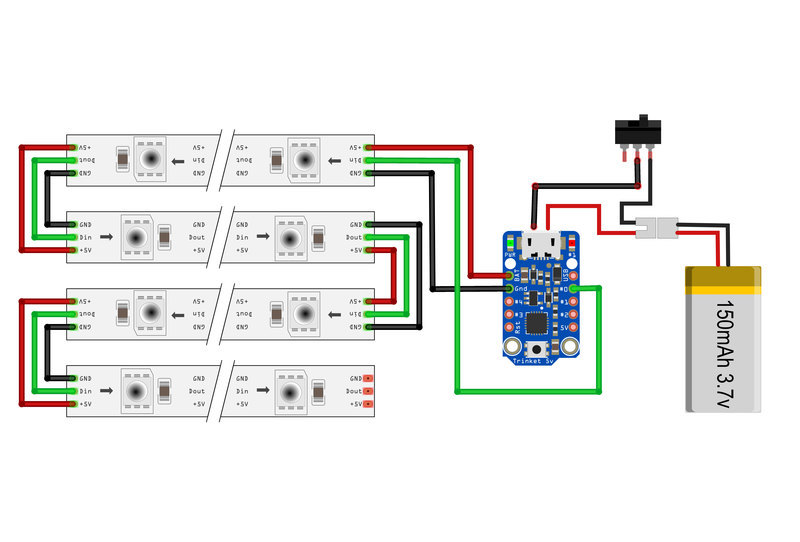 led strips wiring diagram wiring diagram write  led strip panel wiring diagram #6