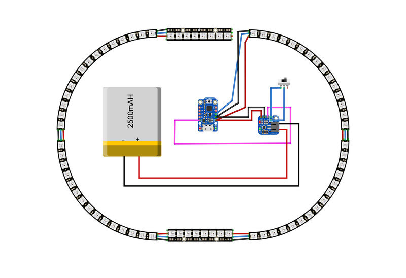 Circuit Diagram Camera Led Ring Light Adafruit Learning System