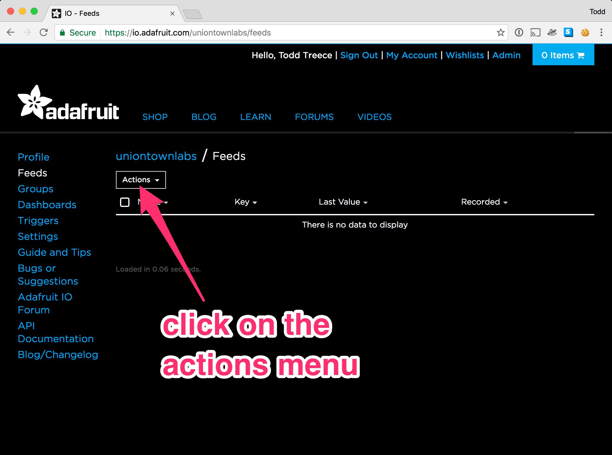 adafruit_io_00_action_menu.png