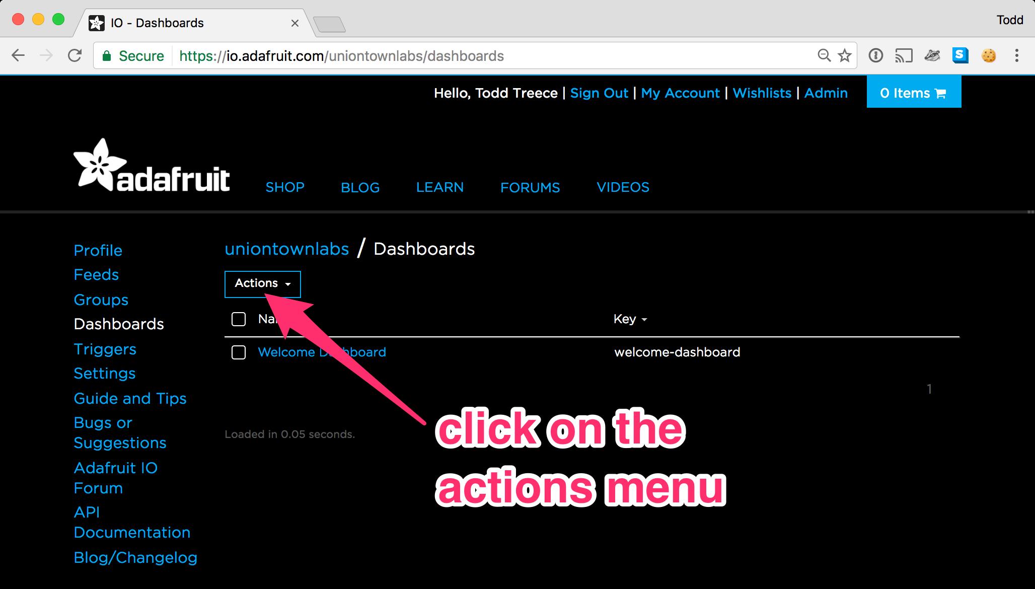 adafruit_io_00_actions_menu.png