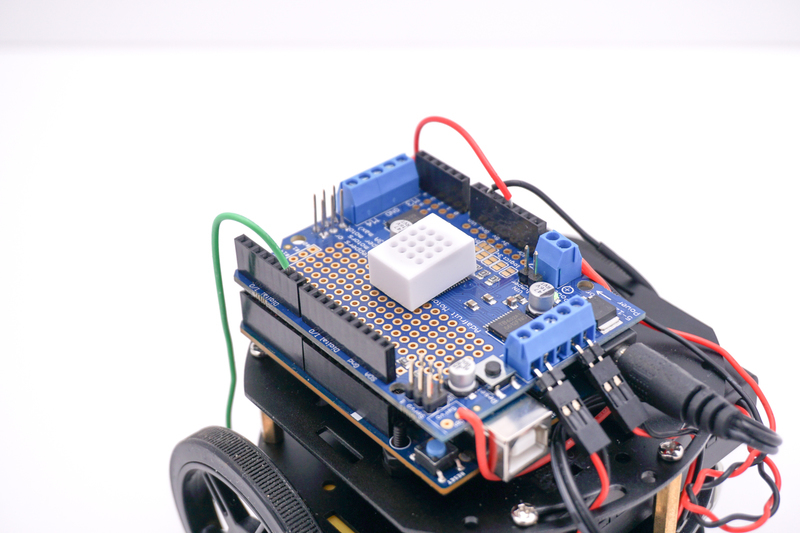 Introduction | CurieBot: Arduino 101 Mini Robot Rover
