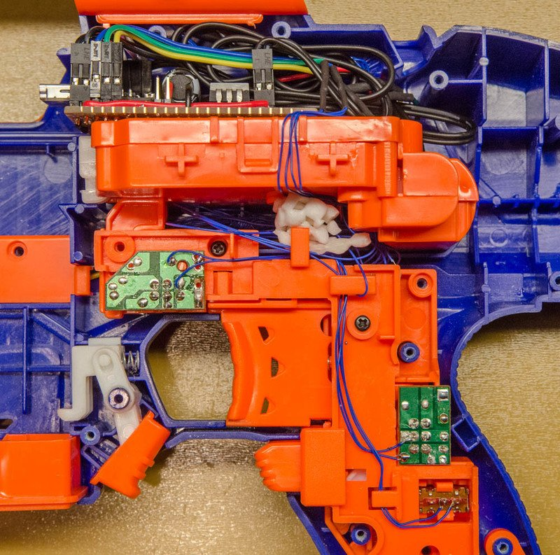 Overview | n3rfgun | Adafruit Learning System