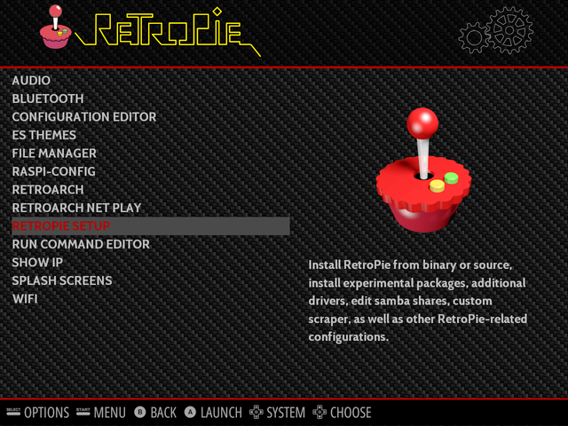 Troubleshooting RetroPie and retrogame | Retro Gaming with Raspberry
