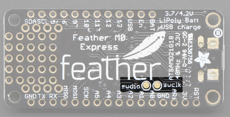Overview | Adafruit Feather M0 Express - Designed for CircuitPython ...