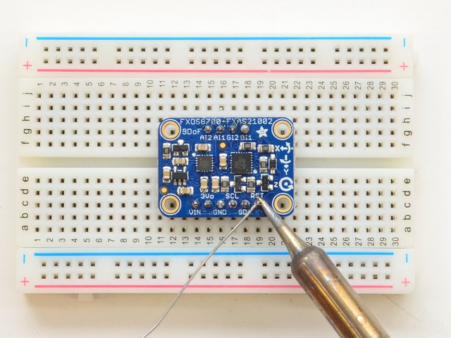 Overview | NXP Precision 9DoF Breakout | Adafruit Learning System