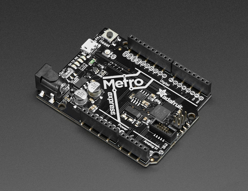 Overview | Adafruit Metro M0 Express - Designed for CircuitPython