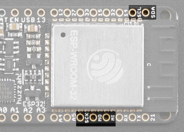 ESP32 Ethernet Kit and SPI : esp32