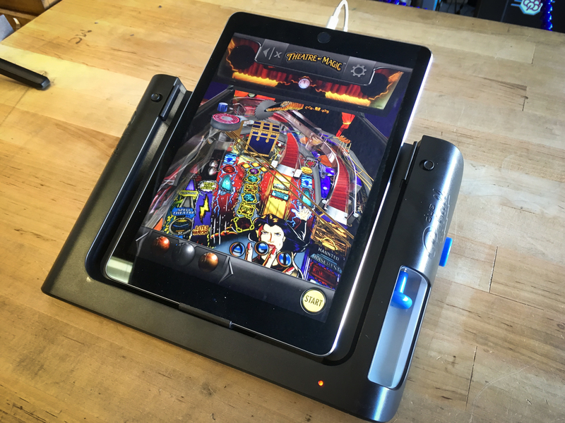 Overview | Pinball Controller for iPad | Adafruit Learning