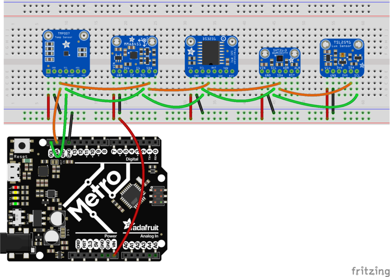 Overview | I2C addresses! | Adafruit Learning System
