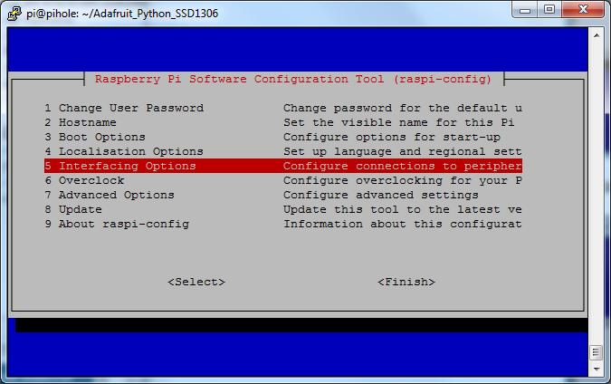 Configuring I2C | Adafruit's Raspberry Pi Lesson 4  GPIO Setup