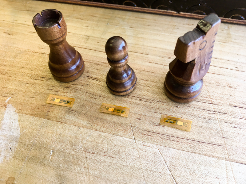 Assemble The Chess Puzzle Lock Mystery Box Remote Chess