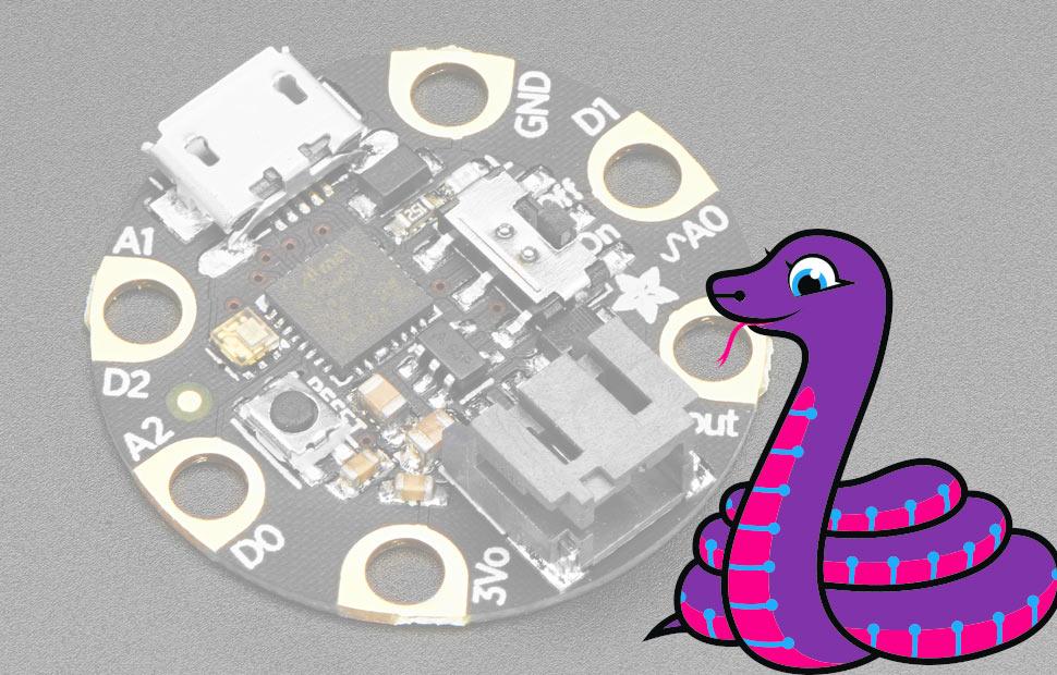 led_pixels_CircuitPython-Gemma-w-Blinka.jpg