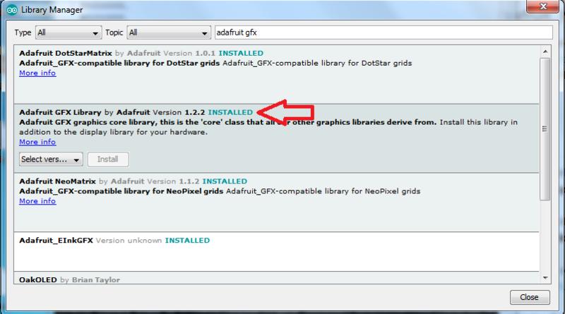 Max30100 Arduino Library