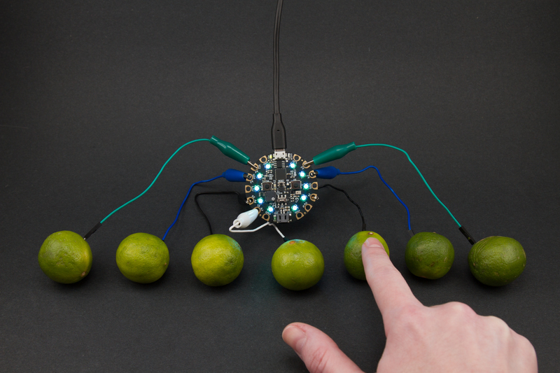Overview | Circuit Playground Express: Piano in the Key of