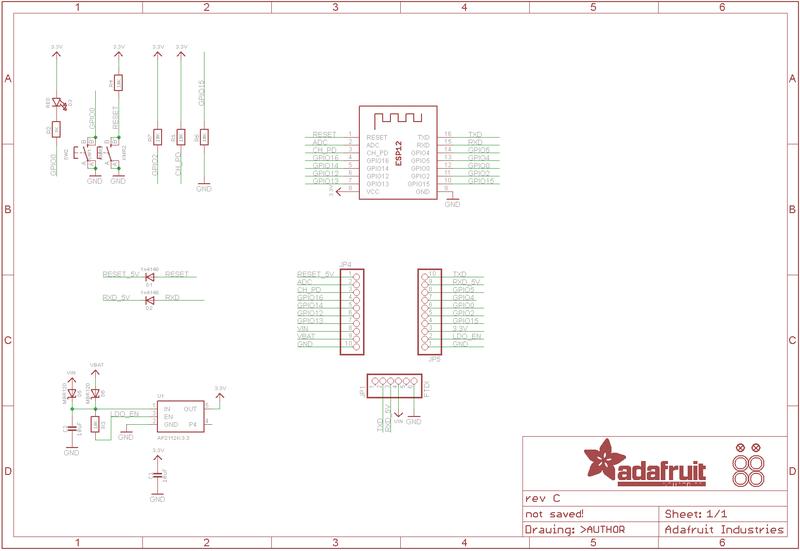 Overview | Adafruit HUZZAH ESP8266 breakout | Adafruit Learning System