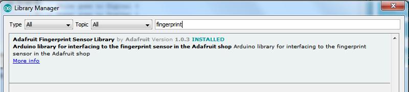 Wiring for use with Arduino | Adafruit Optical Fingerprint