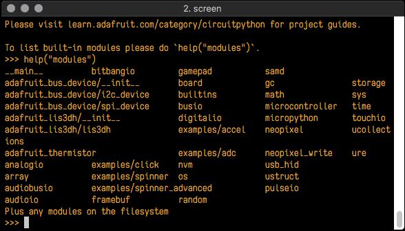 circuitpython_REPLHelpModules.png