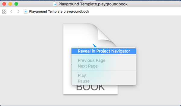 Overview | Authoring Playground Books with Bluefruit for iOS